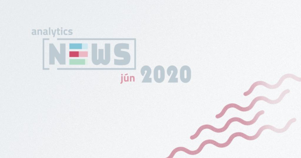 Jún v znamení noviniek pre App + Web a Data Studio
