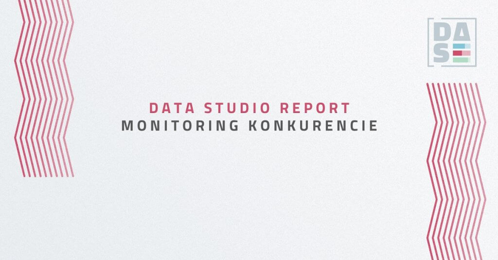 Report Monitoring konkurencie v Google Ads